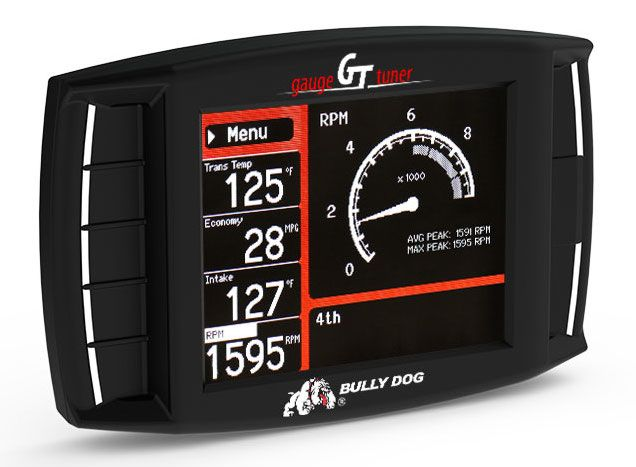 Bully Dog 40410 50 State Legal Triple Dog GT Tuner for ...